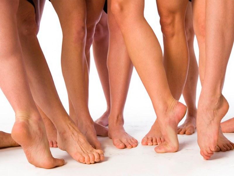как убрать жирные ноги за неделю