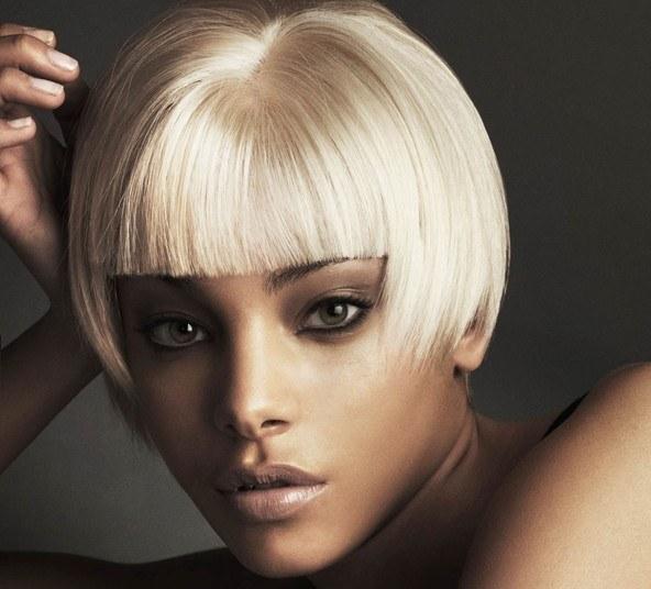 Чем закрасить мелированные волосы - 4e16