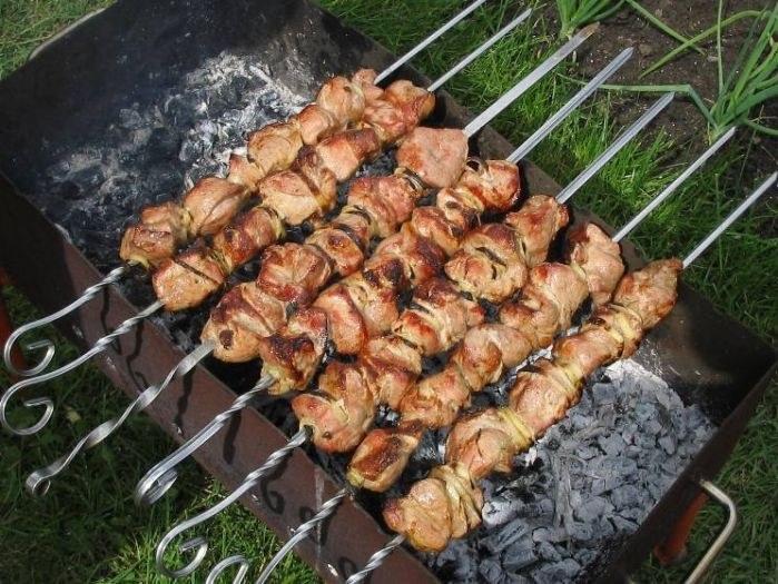 141Как мариновать шашлык из говядины рецепт