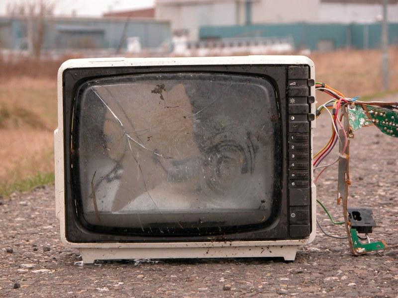 схемах телевизоров Витязь,