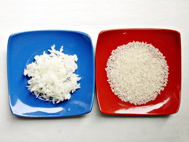how to cook rice step by step