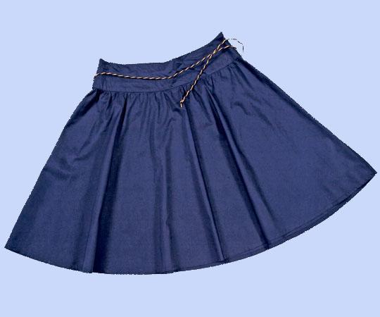 Как сделать юбку из бумаги своими руками