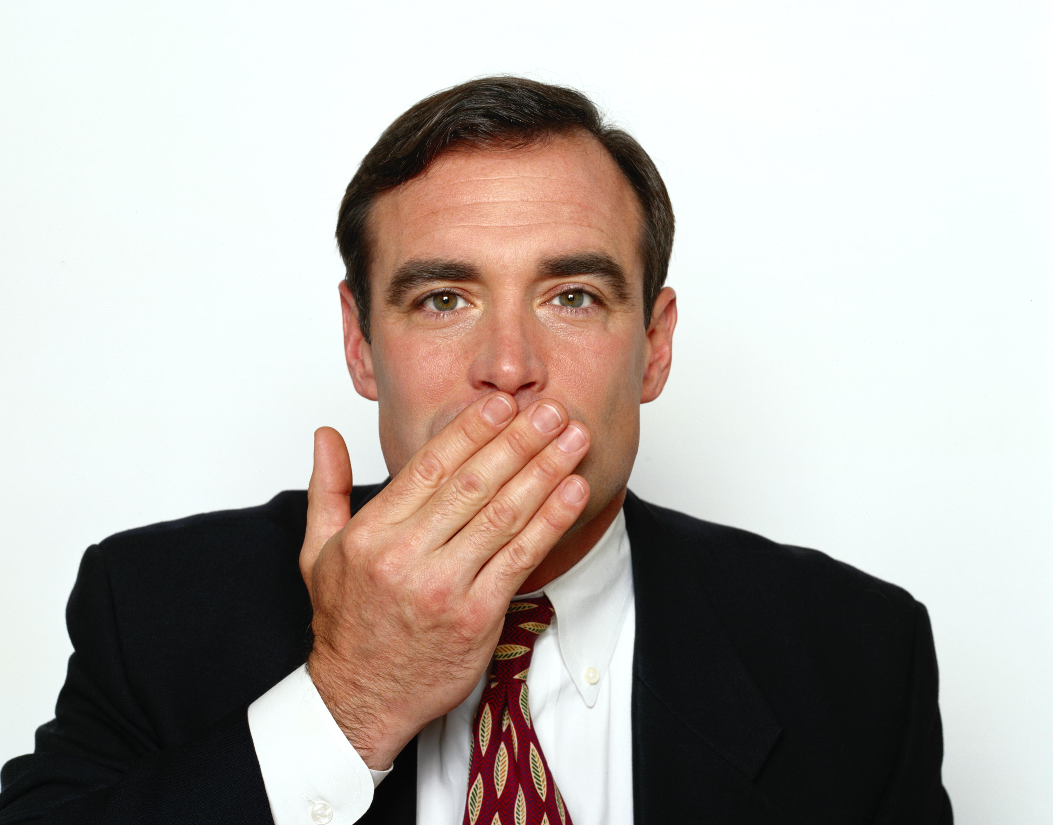 как убрать запах изо рта при гастрите