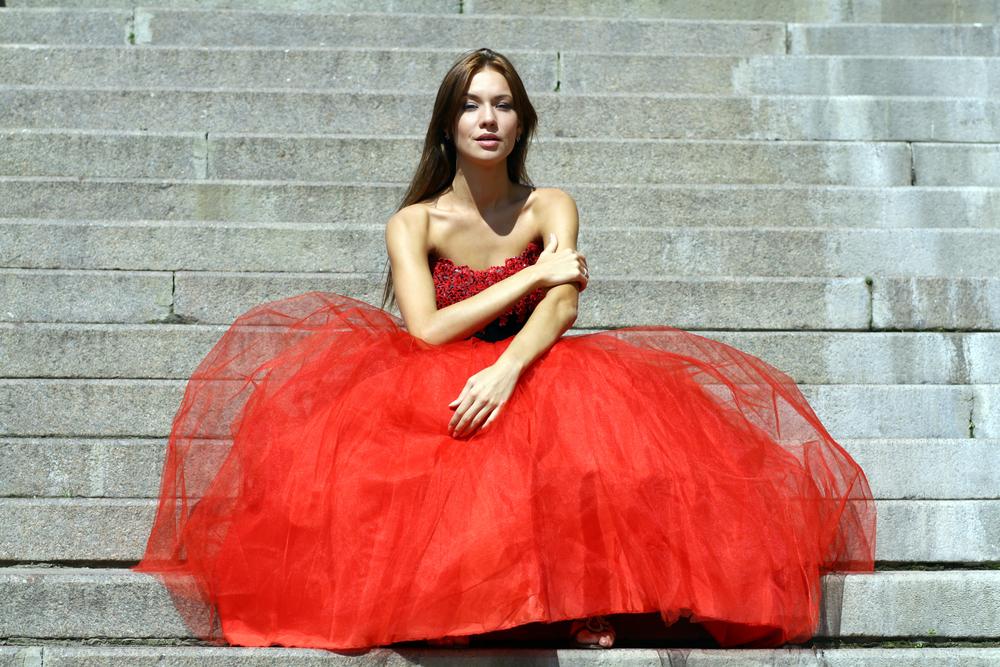 Сшить платья из гипюра своими руками 8