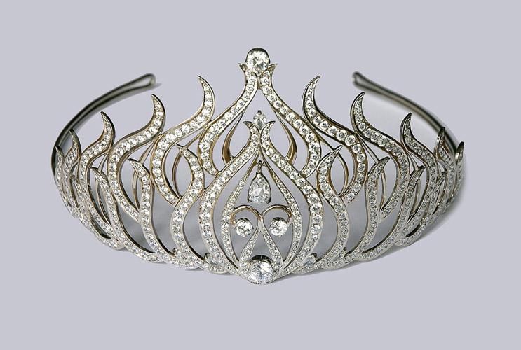 Корона для шахматной королевы своими руками