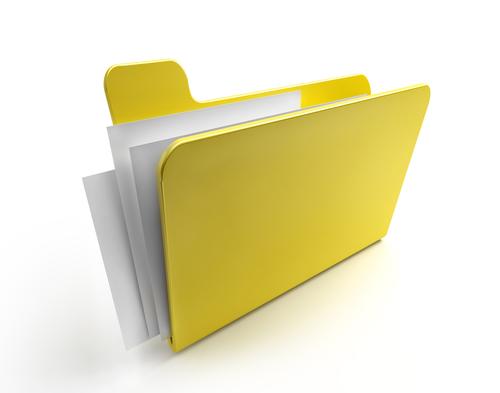 Картинки для файлов и папок