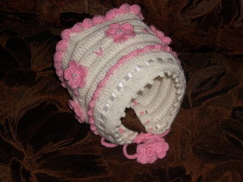 Как сделать новорожденному шапочку из пеленки 186