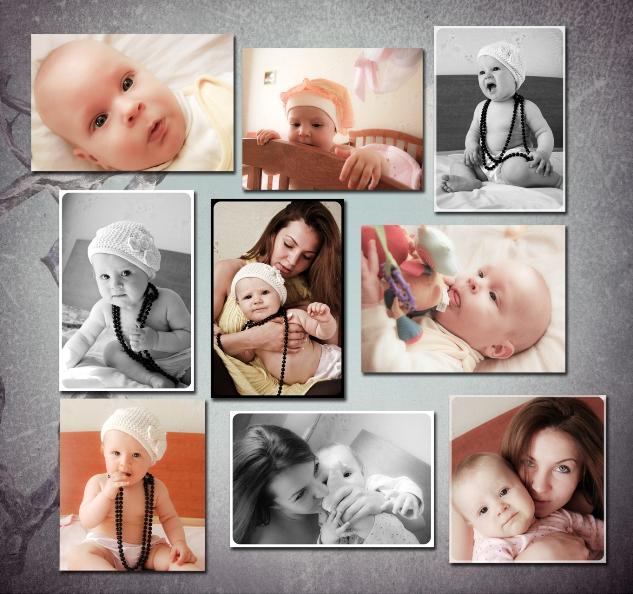 Как сделать несколько фотографий в одной фото
