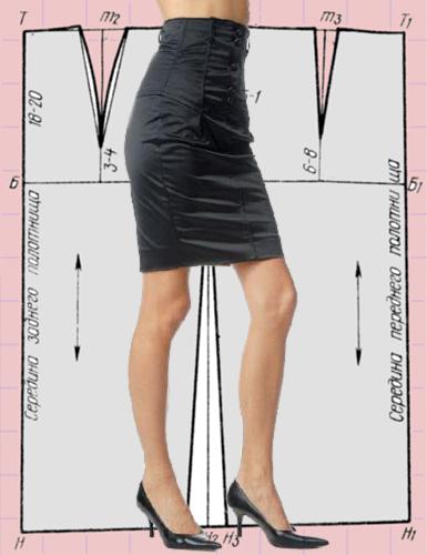 Как сделать пышную юбку из пакетов фото 813