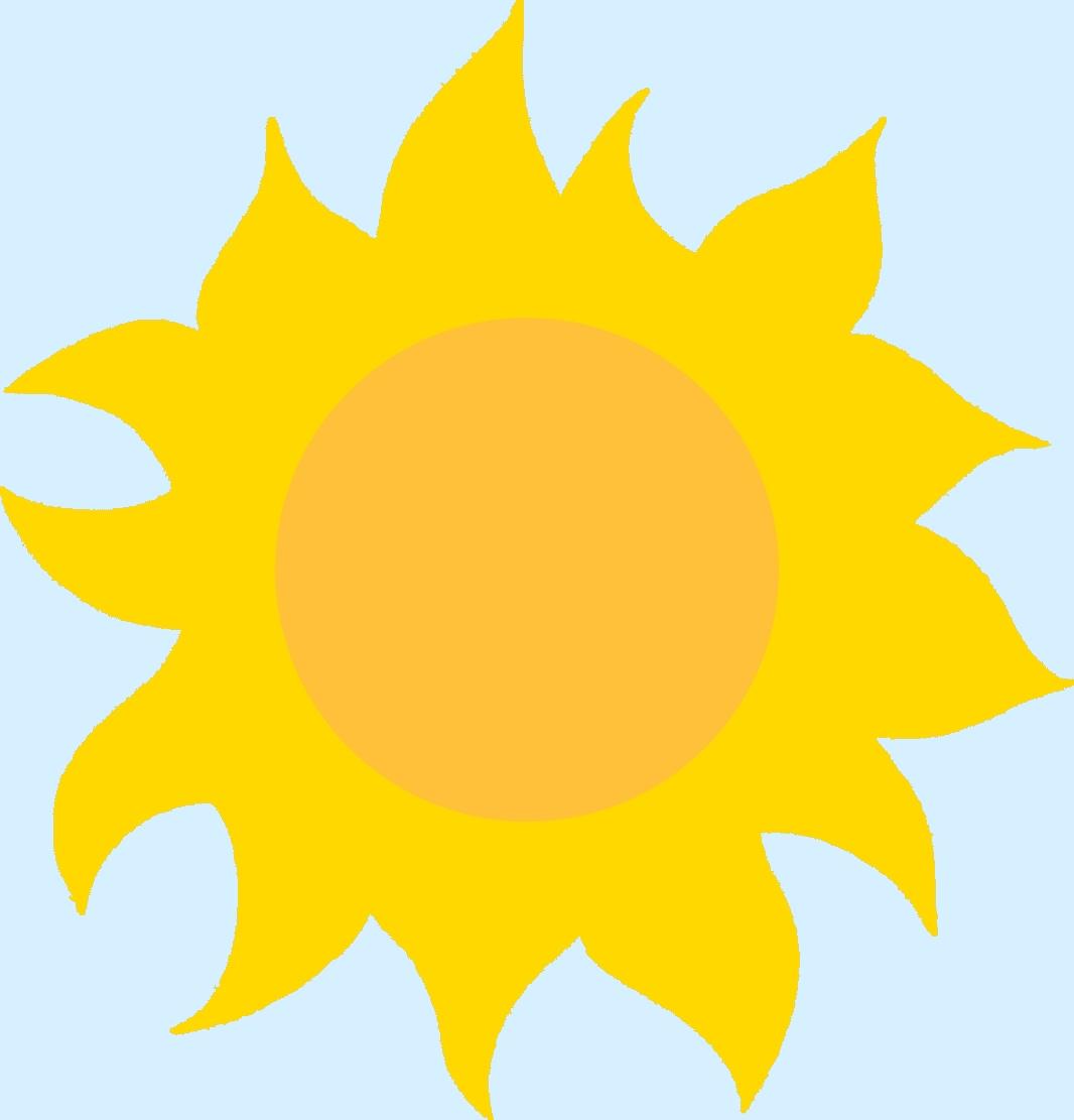 Солнце рисунок вороны - 5ae54
