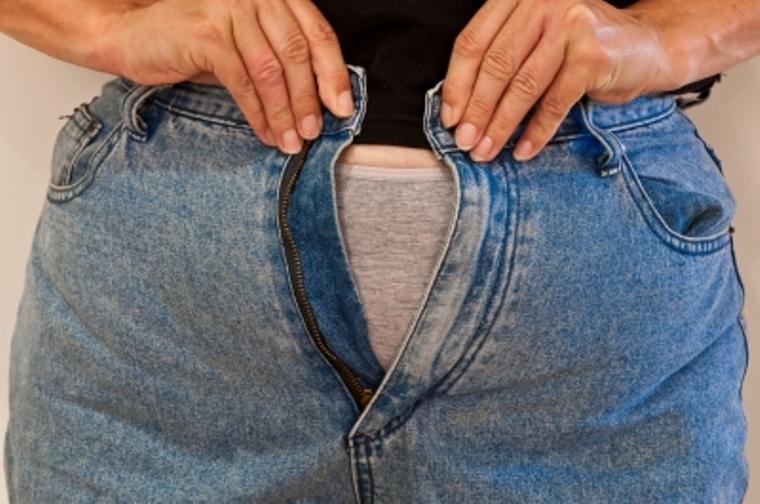 как убрать внешний жир