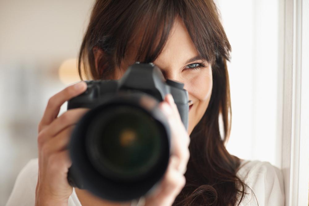 Инструкция фотографирования себя