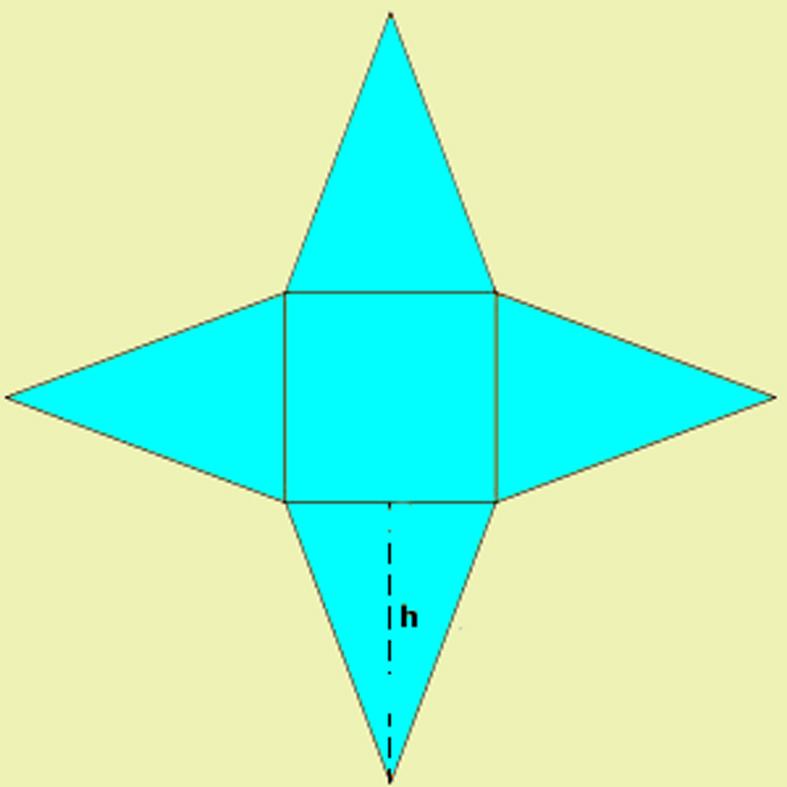 Как склеить пирамиду схема фото 21