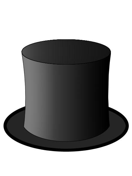 Сделать шляпу цилиндр своими руками из бумаги