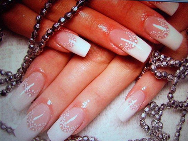 Самые красивые ногти в домашних условиях