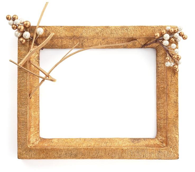 Как сделать рамку для фотографий из картона