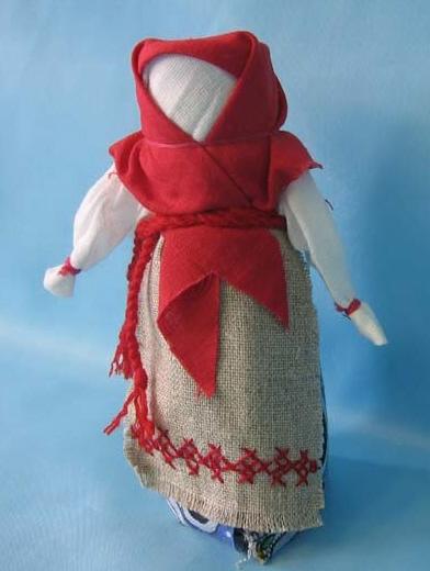 Народные куклы: виды, история. Русская народная кукла