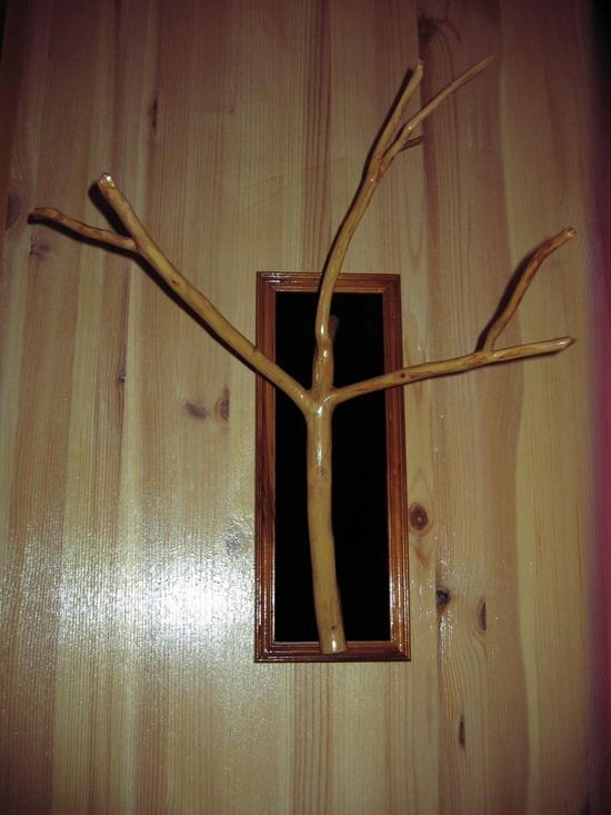 Как сделать фигурку из дерева 68