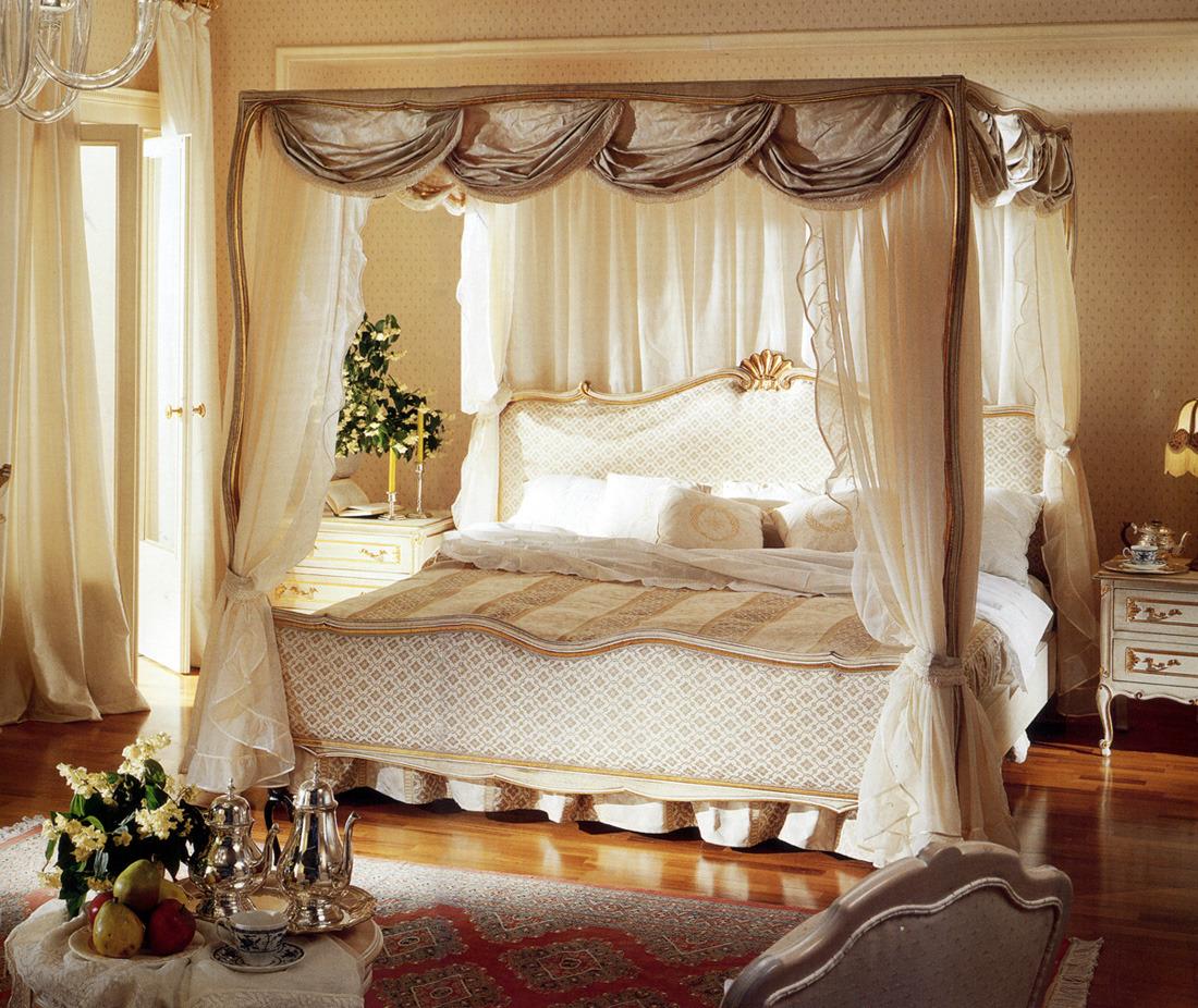 Как оформить кровать своими руками