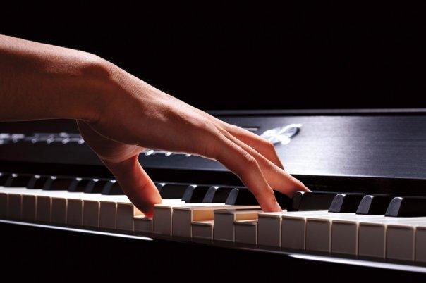 Пианино как научиться играть