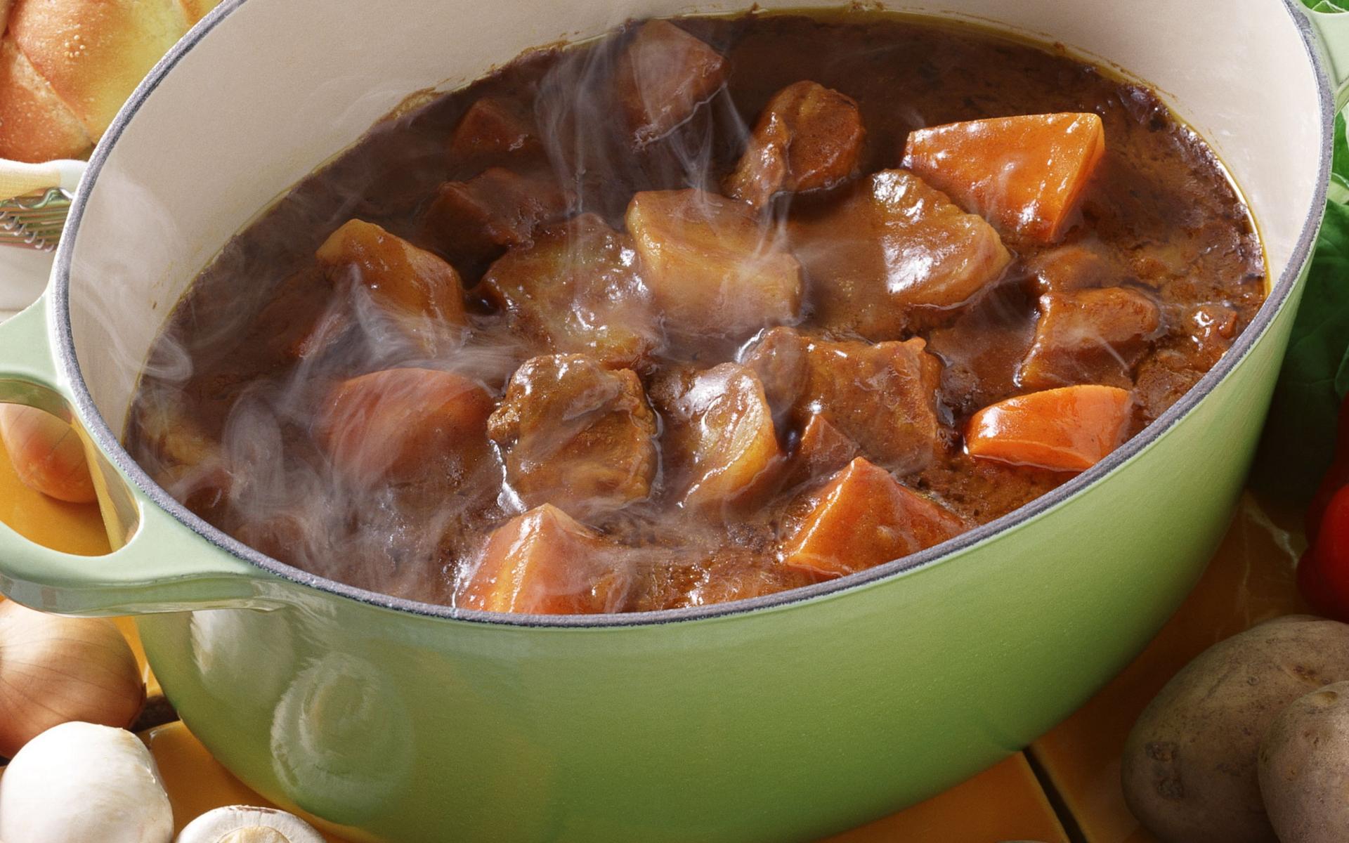 Как приготовить баранину в горшочке