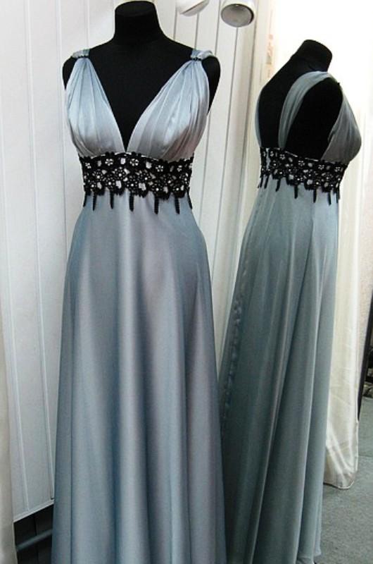 Как сшить платье полусолнцем