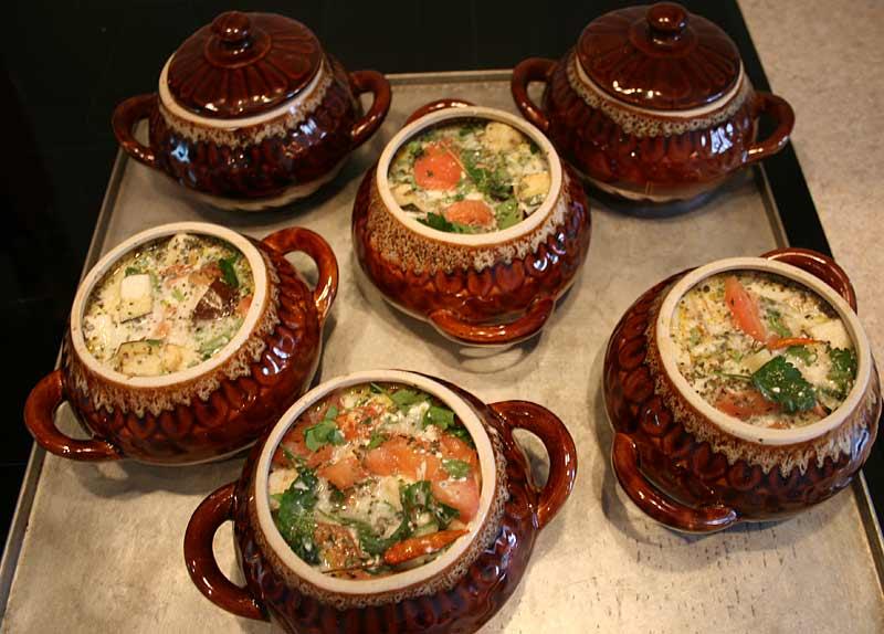 Как готовить в горшочках в духовке рецепты пошагово
