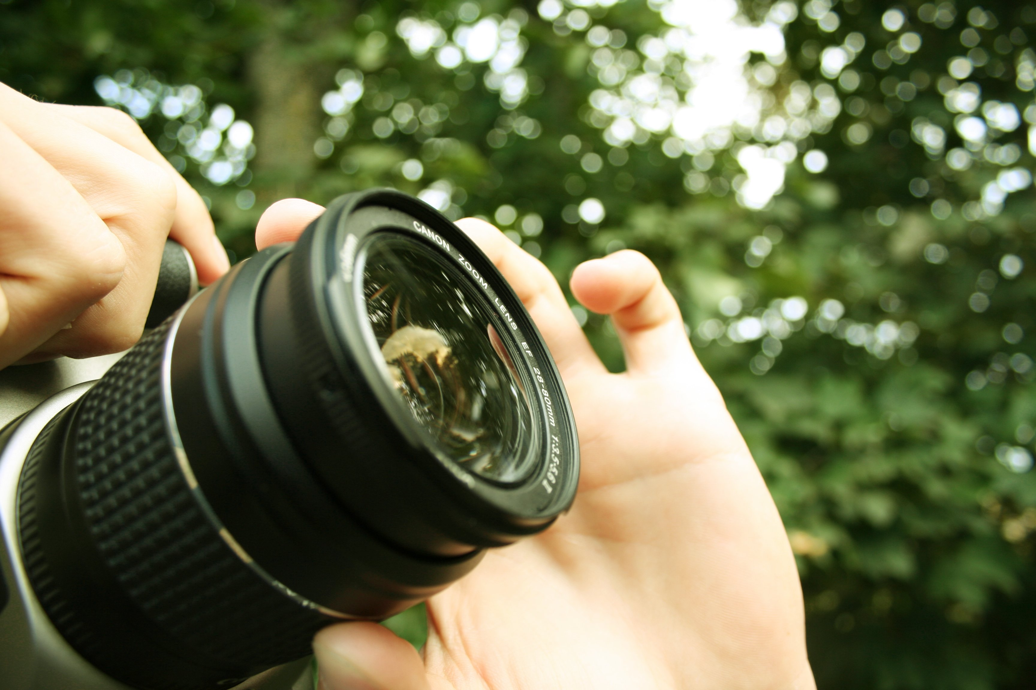 Как сделать матрицу для камеры