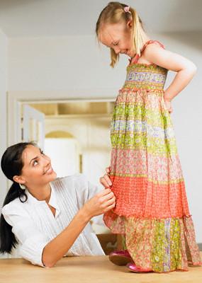 Сшить платье на 1 сентября