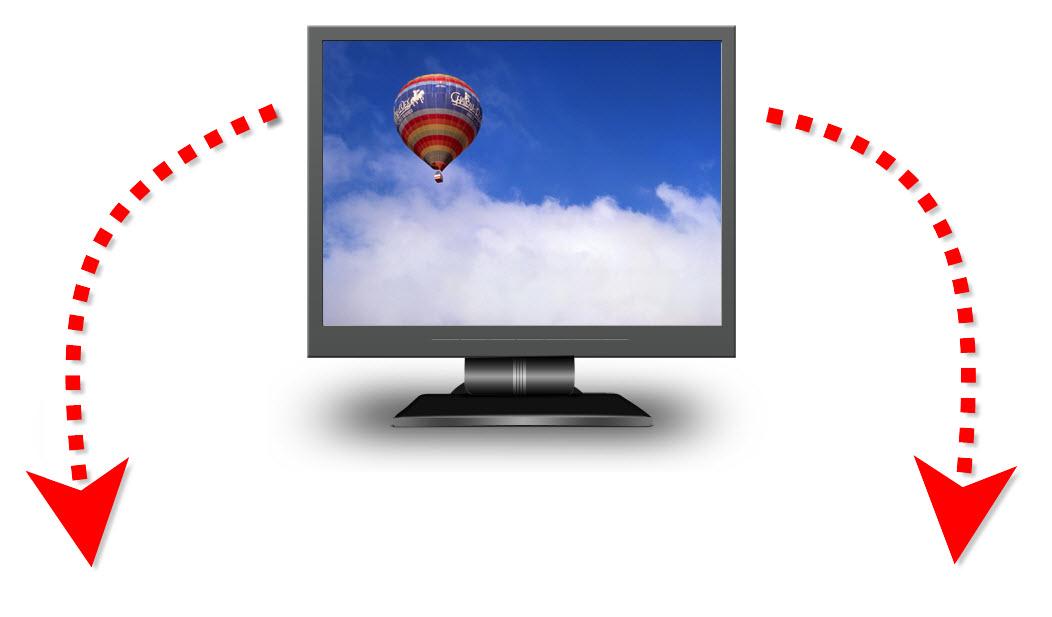 Как восстановить картинку на рабочем столе в windows 7