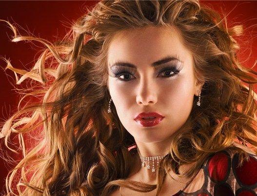 Чем закрасить мелированные волосы - 7