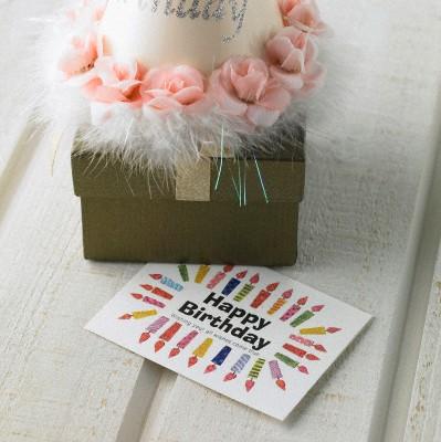 Открытки с днем рождения своими руками маме