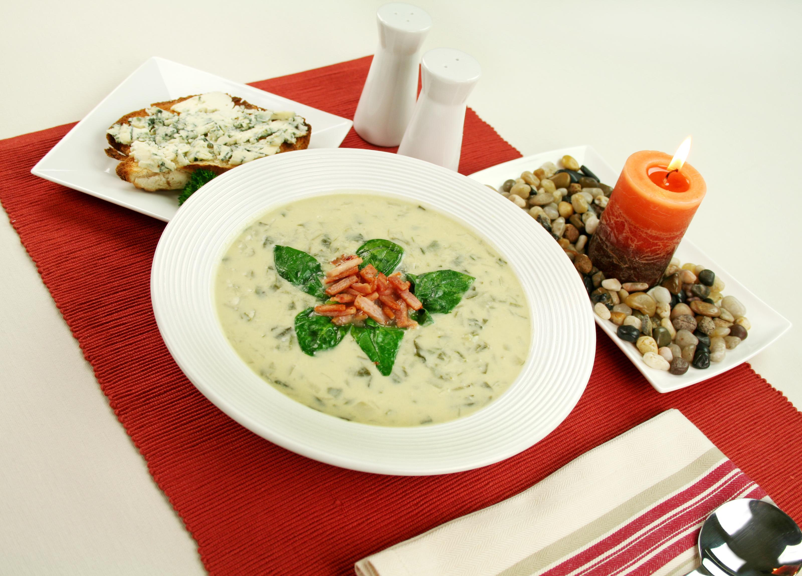 Сельдереевый суп для похудения Рецепт Меню