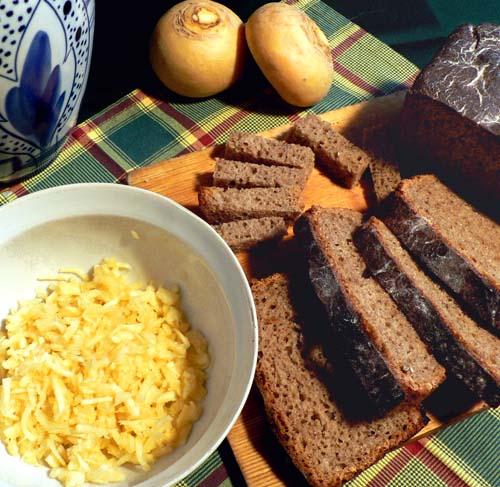 Блюдо с кабачками на зиму
