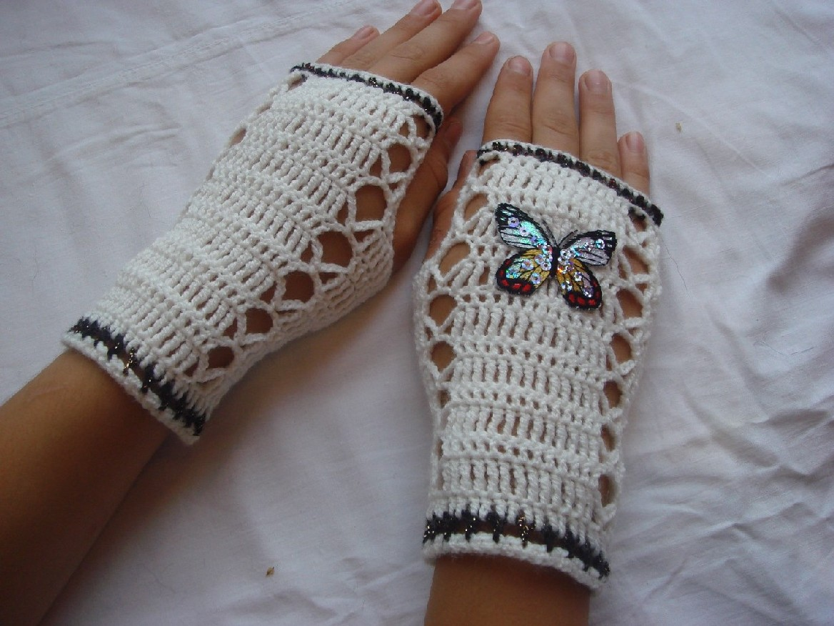 Как сшить перчатки без пальцев своими руками