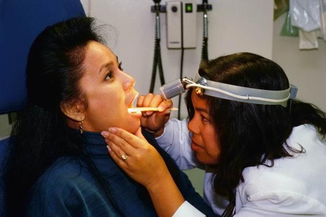 Народные средства лечения искривления носовой перегородки