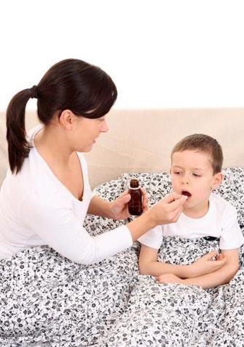 Как лечить кашель у детей до 3 лет комаровский