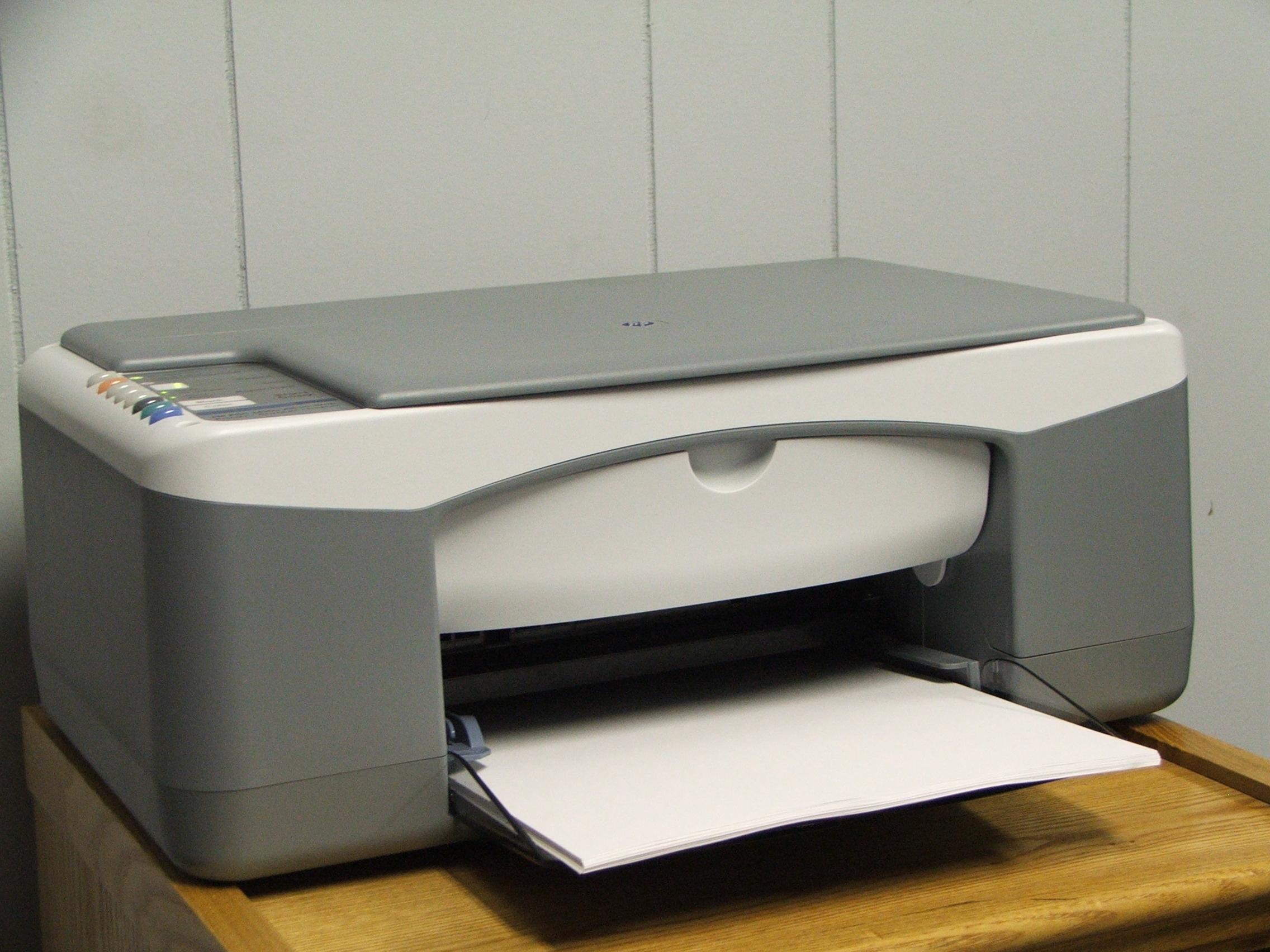 картинки принтер сломан