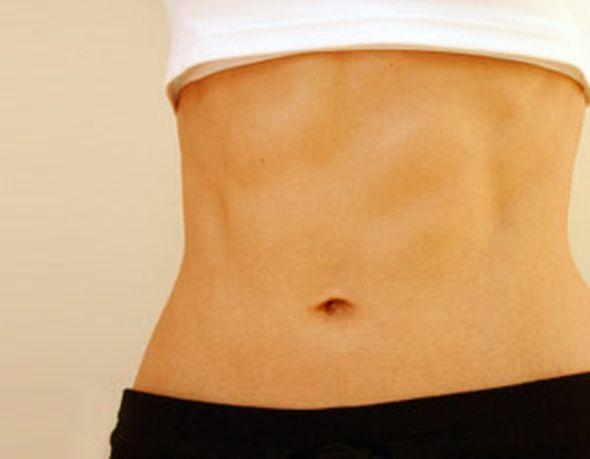 как убрать животик упражнения диета