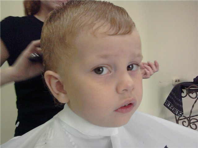How to shave child how to shave the hair off the baby More