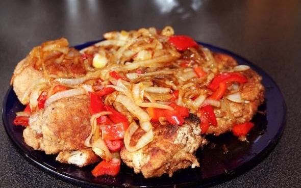 Праздничные рецепты блюд курицы