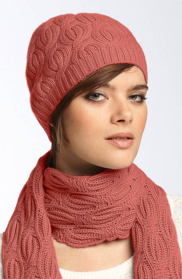 Как начать вязание шапки