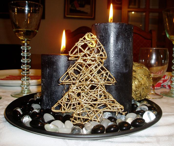 Как сделать черную свечу в домашних условиях своими руками