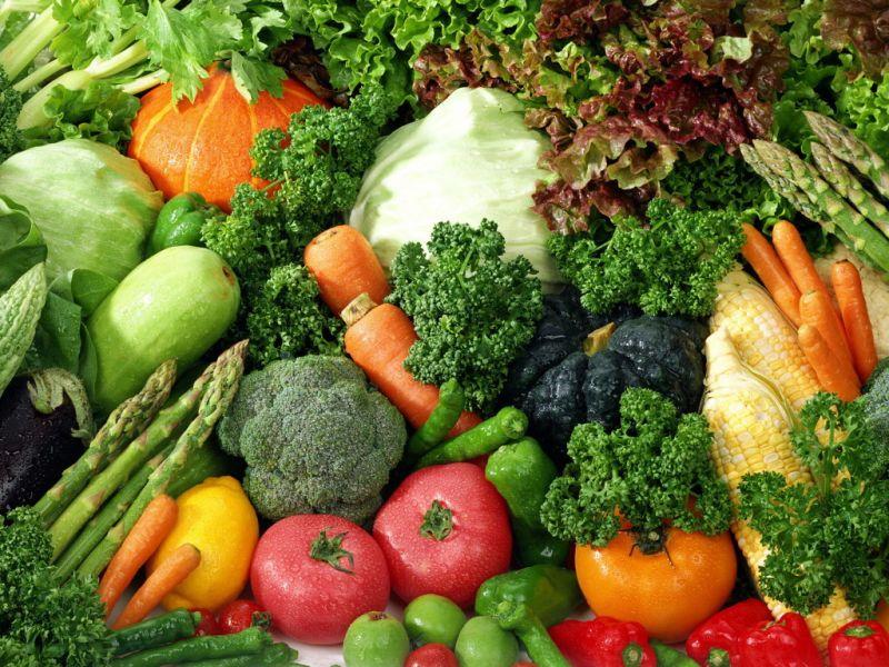 система красивые картинки с овощами нее