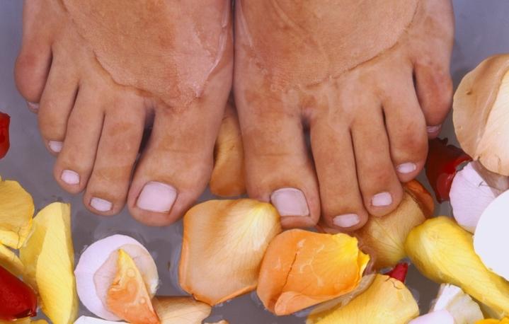 Убрать косточку с большого пальца ноги