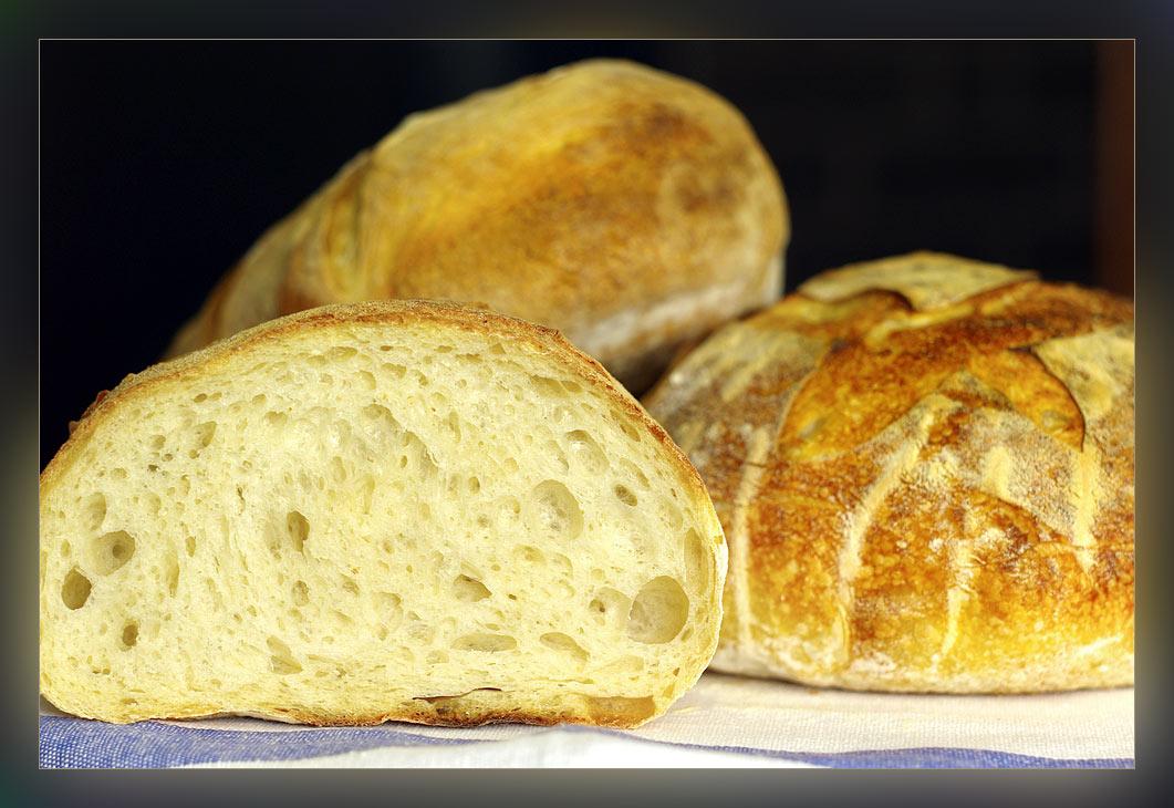 Как приготовить бездрожжевой хлеб на закваске в домашних условиях 123