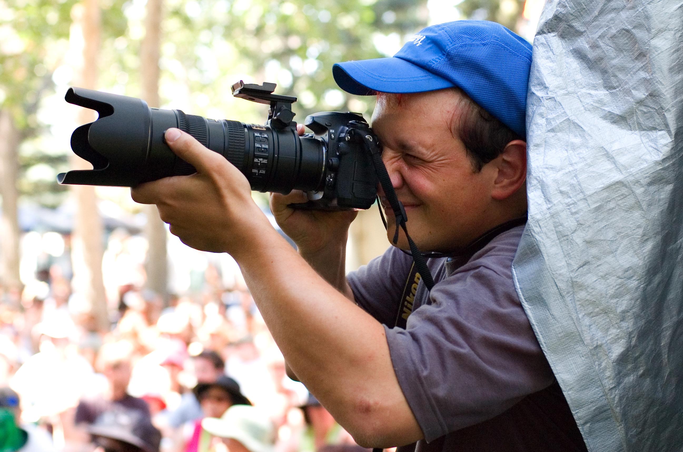 Где можно выучиться на фотографа за границей
