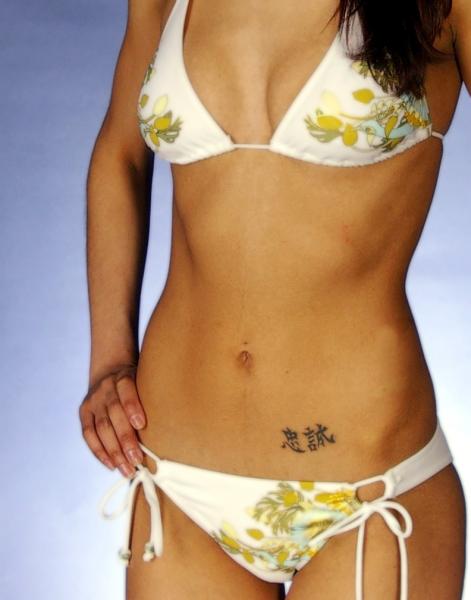 как убрать с талии вес