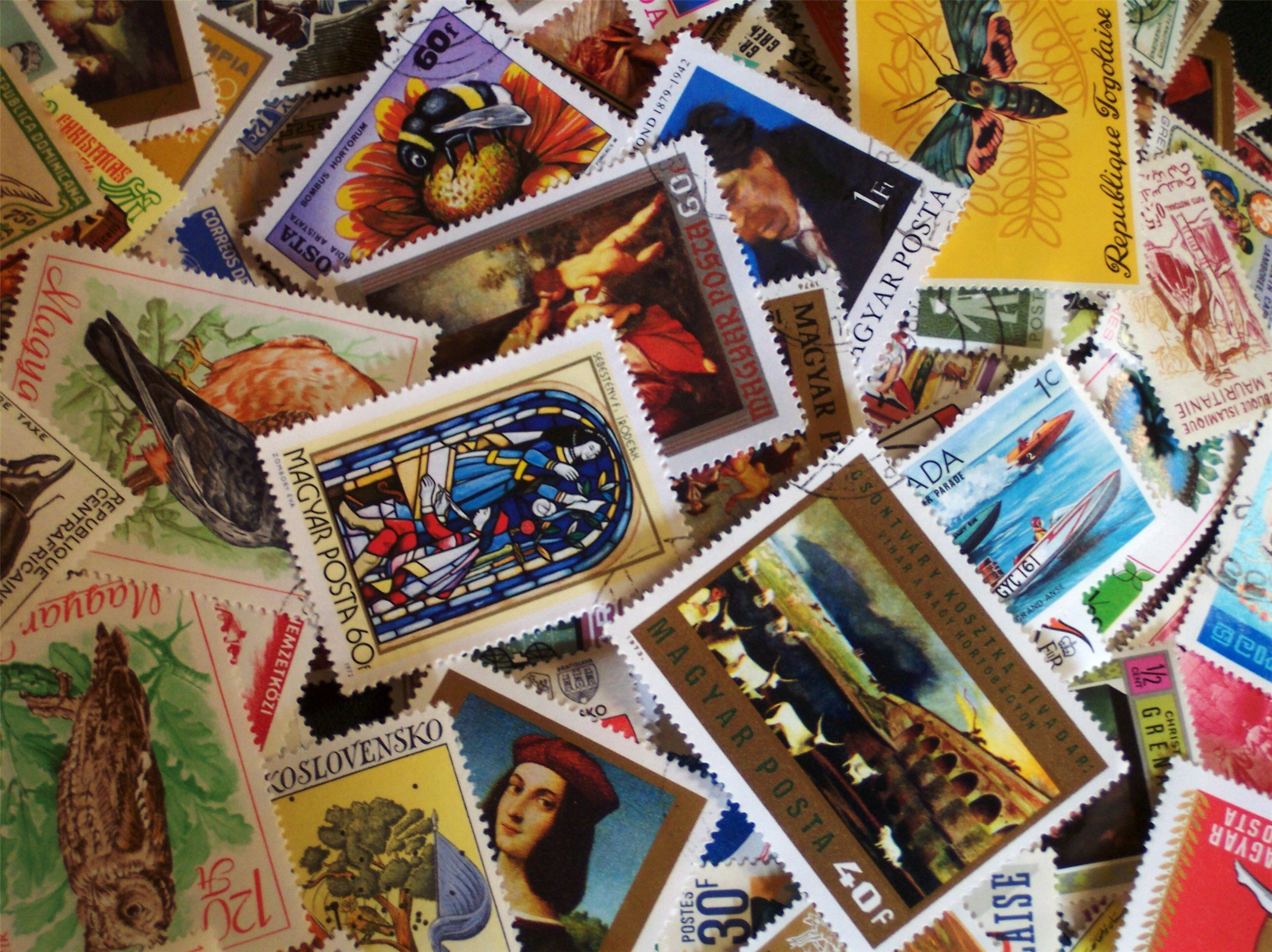 Коллекционеры открыток и их коллекции