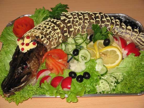 рецепт блюдо из морепродуктов